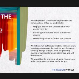 The Passion Project Creating Work You Love 1