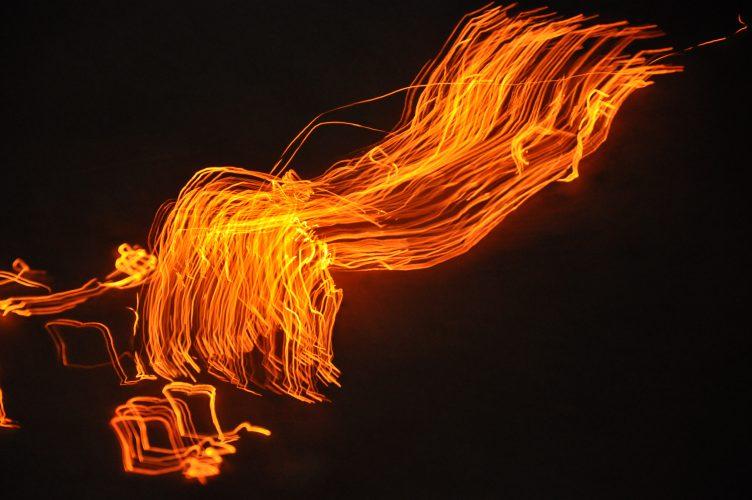 The Burning World by Gulati Naman